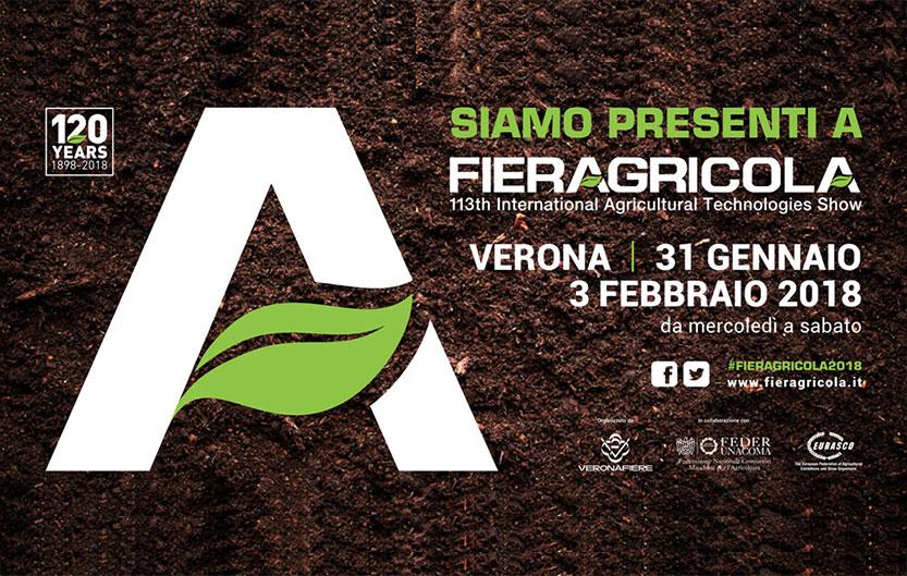 Fiera Agricola Verona 2018